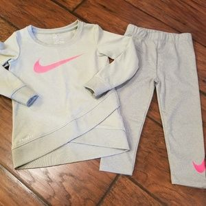Nike dri-fit outfit